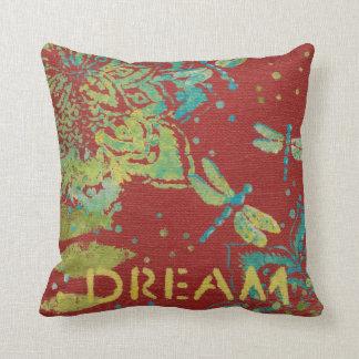 Word Art - Dream Cushion