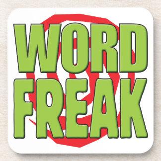 Word Freak G Coasters