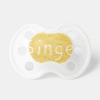 Word Ginger written in spice powder Dummy