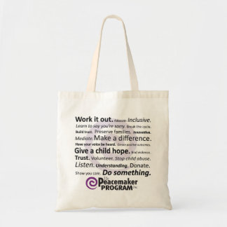 Word-It-Out Reusable Tote Canvas Bag