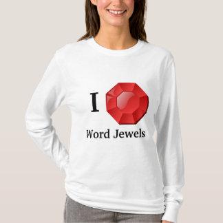 Word Jewels T-shirt