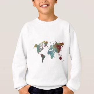 word map after dark sweatshirt