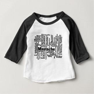 Word mashup baby T-Shirt