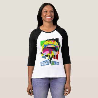 Word of Mouth Neon Green T-Shirt