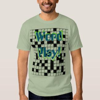 Word Play T Shirt