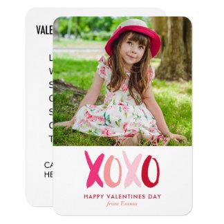 Word Search Game Photo Classroom Valentines 9 Cm X 13 Cm Invitation Card