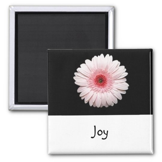 Word To Live By: Joy- Magnet