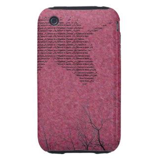 Word Unicorn Tough iPhone 3 Cases