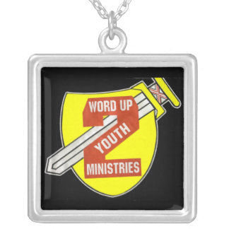 Word Up Youth Necklace