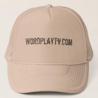 WordplayTv.com Trucker Hat