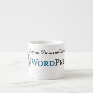 WordPress developer Espresso Cup