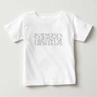 words baby T-Shirt