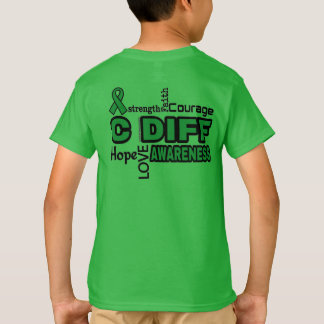 Words...C Diff T-Shirt