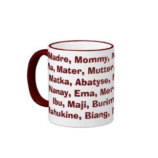 Words for Mother's Mug