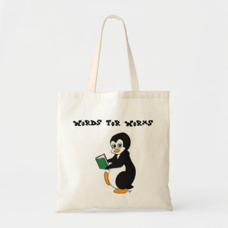 Words for Worms Book Bag