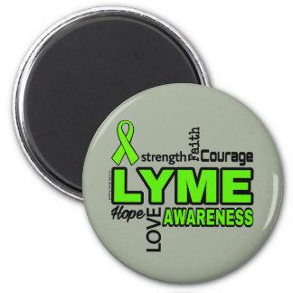 Words...Lyme Magnet