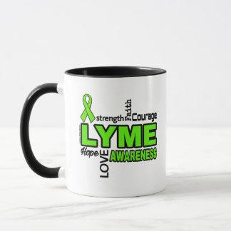 Words...Lyme Mug