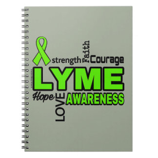 Words...Lyme Notebooks