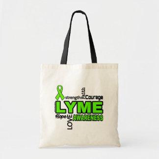 Words...Lyme Tote Bag