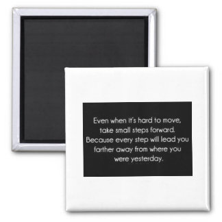 Words of Encouragement Magnets