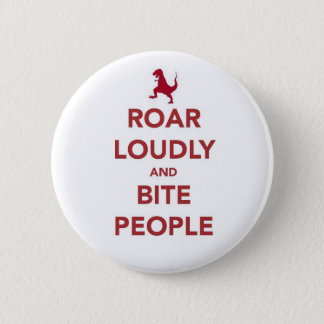 Words to live by 6 cm round badge
