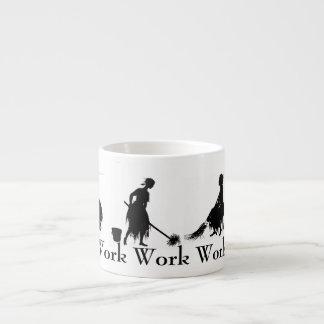 Work Espresso Mug