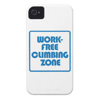 Work Free Climbing Zone Case-Mate iPhone 4 Cases
