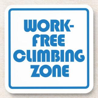 Work Free Climbing Zone Coaster