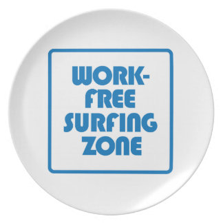 Work Free Surfing Zone Plate