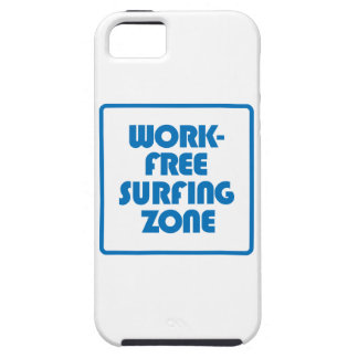 Work Free Surfing Zone Tough iPhone 5 Case
