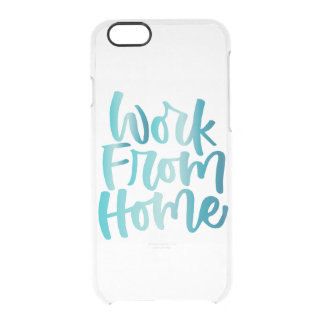 Work From Home Phone Case