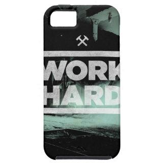 Work Hard iPhone 5 Case
