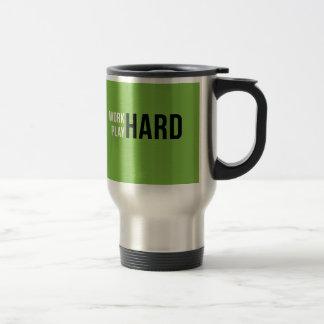 Work Hard Play Hard mug