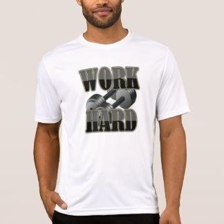 Work Hard, Play Harder Workout Shirt