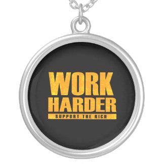 Work Harder Custom Jewelry