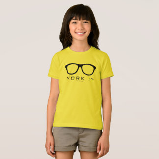 Work It Glasses Shirt Nerd Love 72marketing