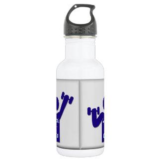Work it Out 532 Ml Water Bottle