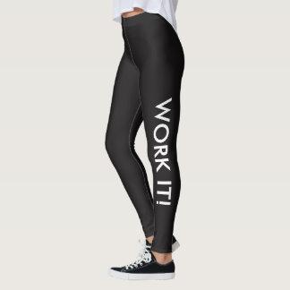 WORK IT! workout pants