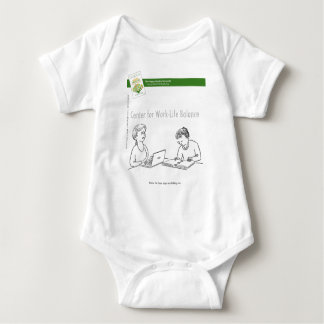 Work-Life Balance With Book Baby Bodysuit