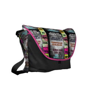 Work & Play Messenger Bags