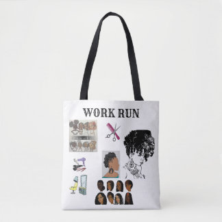 Work Run Tote
