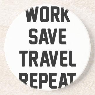 Work Save Travel Coaster