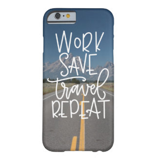 Work save travel repeat phone case