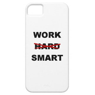 Work Smart iPhone 6/6s case iPhone 5 Case