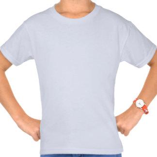 Work-To-Live Girls' Basic T-Shirt, White Tees