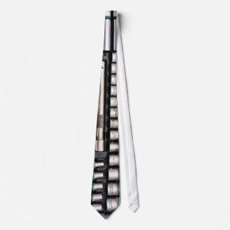 Work Toolbox - Industrial Print Tie