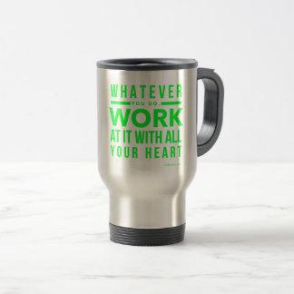 Work Travel Mug