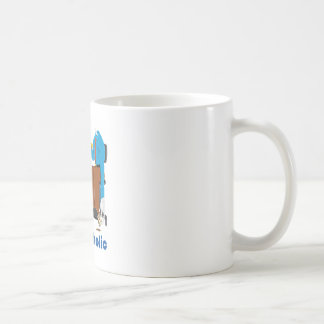 workaholic coffee mug