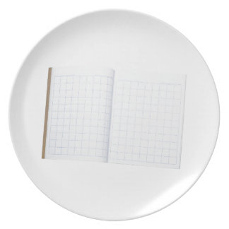 Workbook for writing chinese characters plate