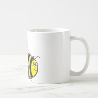 Worker Bee Basic White Mug